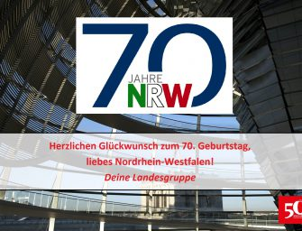 Happy Birthday, NRW!