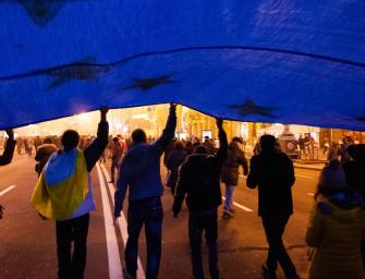 Ukraine: Ende der Gewalt und Zurück zum Dialog