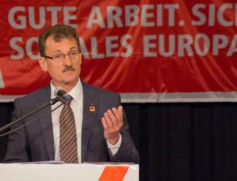 1. Mai 2014 – Gute Arbeit. Soziales Europa.