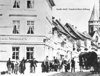 Vor 145 Jahren: Die Sozialdemokratische Arbeiterpartei wird in Eisenach gegründet