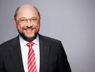 NRW-Landesgruppe gratuliert Martin Schulz zum 60.Geburtstag.