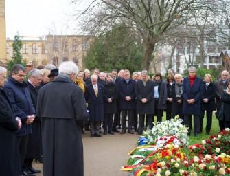 10. Todestag von Johannes Rau