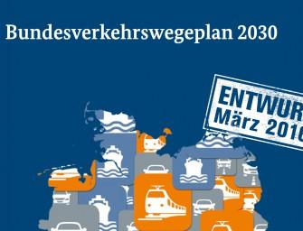 Der Bundesverkehrswegeplan 2030
