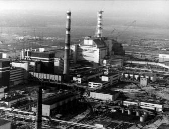 30. Jahrestag der Reaktorkatastrophe von Tschernobyl