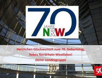 Happy Birthday, NRW!