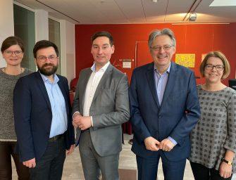 Gemeinsam für ein soziales gerechteres Nordrhein-Westfalen