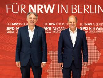 Mit Olaf Scholz hat die SPD einen Kanzlerkandidaten, dessen Kanzlerkompetenz unbestritten ist