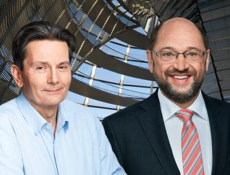Martin Schulz neuer Vorsitzenden der Friedrich-Ebert-Stiftung