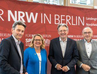 Achim Post als Vorsitzender der NRW-Landesgruppe bestätigt