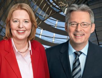Achim Post zum Vorschlag für das Amt der Bundestagspräsidentin